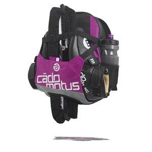Cádomotus Urban Flow Inline-Skate Rucksack für Mädchen | Violet