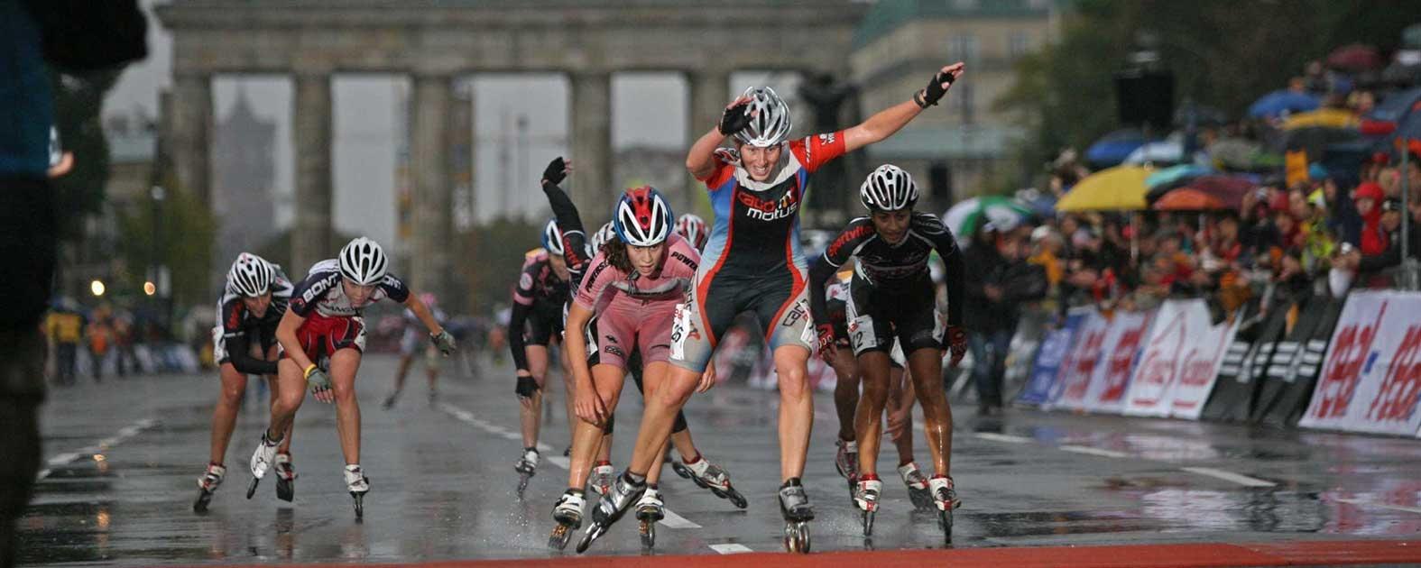 Berlin Inline Marathon 2009