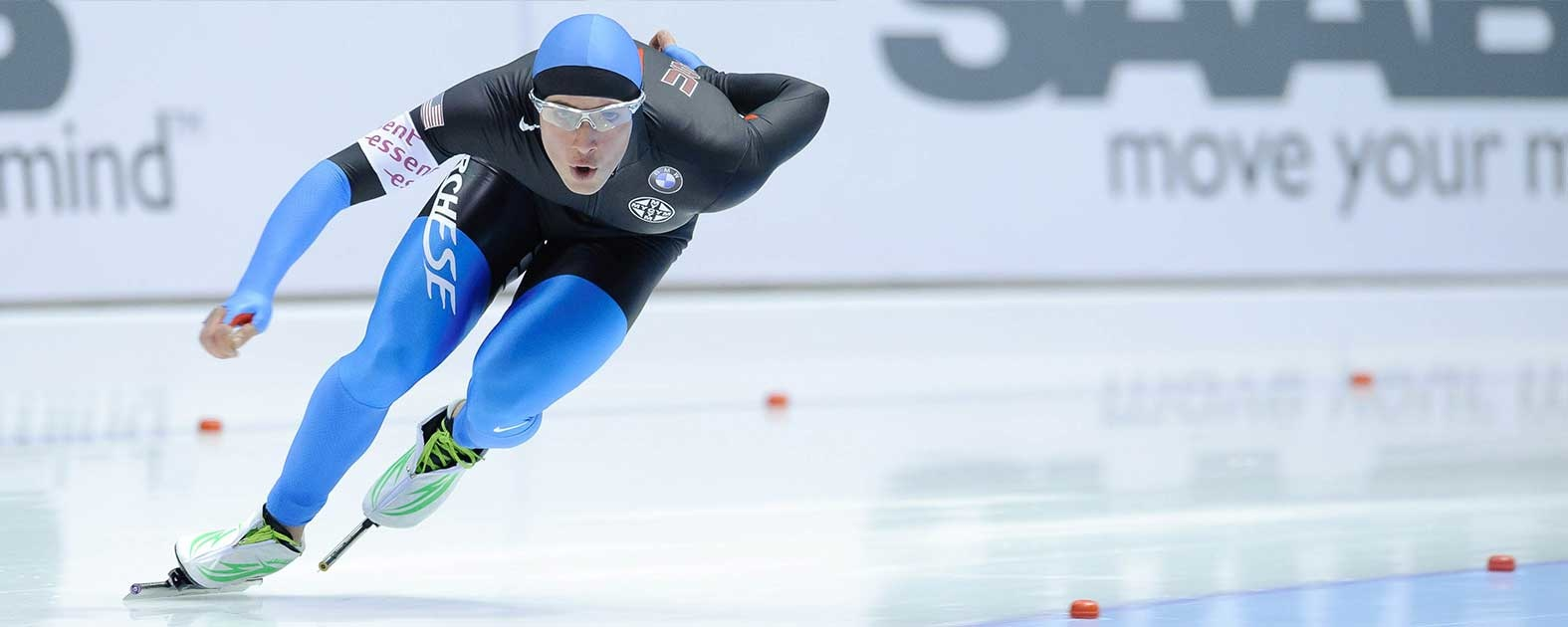 Trevor Marsicano sets world record on 1000m