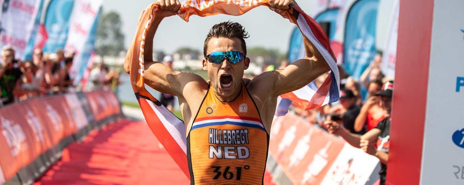 Hillebregt Nederlands kampioen