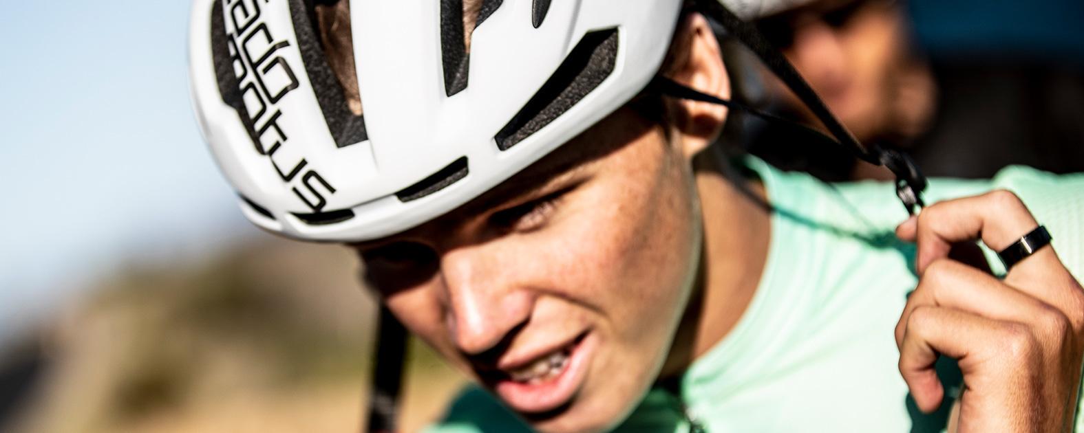 Jamie Riddle professional triathlete