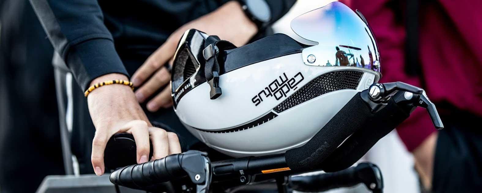 Cadomotus Triathlon helmet