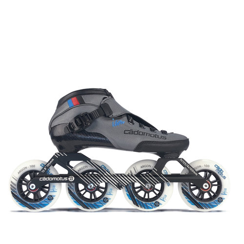 Cádomotus Versatile-3 Speed Skate 4x100mm | Größe 37-42