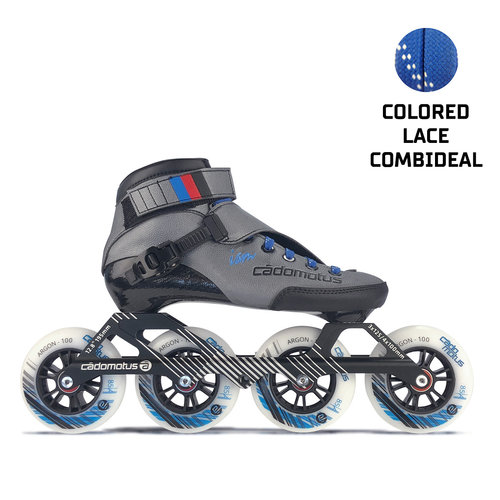 Cádomotus Agility-3 inline speed skate 4x100mm | Size 37-42
