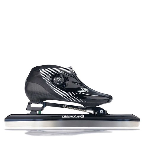Cádomotus Mi1 thermoplastic carbon sole speedskating boot
