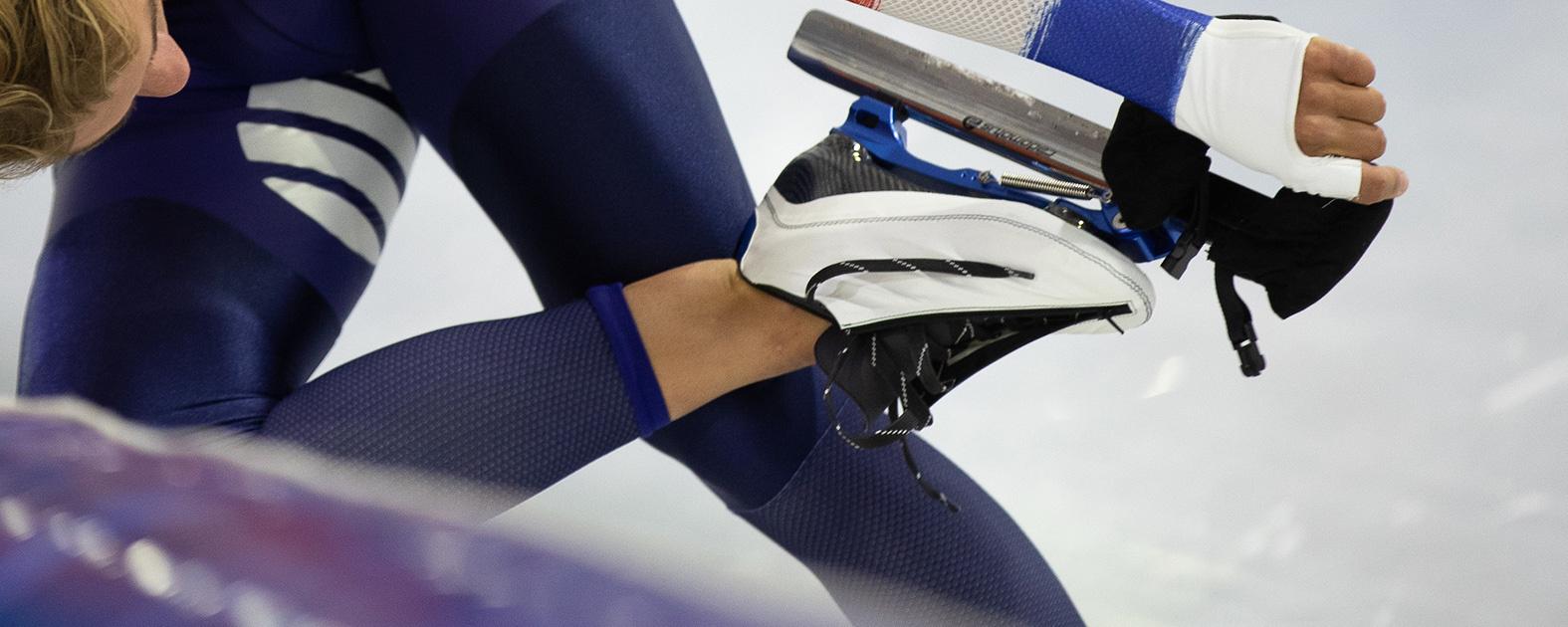 Beter leren schaatsen met de Cadomotus Balance
