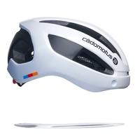 Sigma-II Aerodynamischer Fahrradhelm | weiß