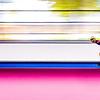 Snelheid en versnelling vergeleken tussen 100, 110 en 125 skeelerwielen