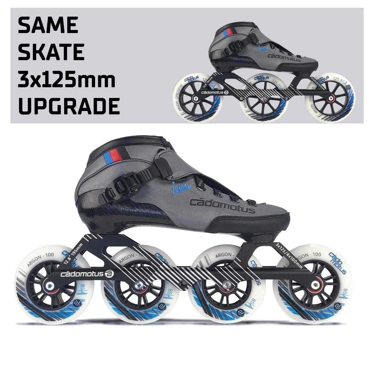 Versatile skate