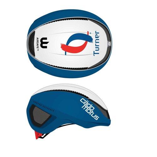 Cádomotus Omega Aero helm in de kleuren van jouw club of team!