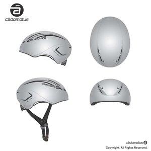Cádomotus Alpha-3 Aero Helm   Eislaufhelm in Ihren Teamfarben