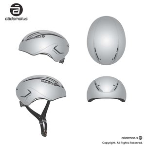 Cádomotus Alpha-3 Aero Speed Skating helmet in your team colours!