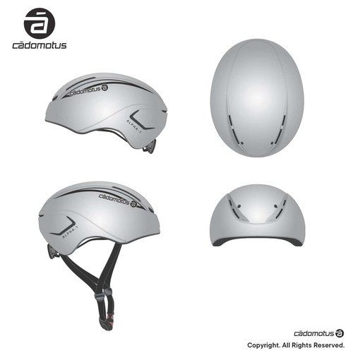 Cádomotus Alpha-3 Schaatshelm | Shorttrack helm | custom