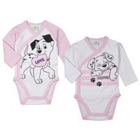 101 Dalmatiërs Rompertje Lange Mouw - Disney Baby