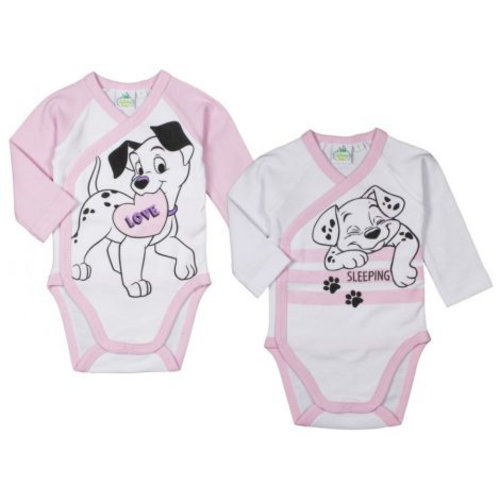 101 Dalmatiërs 101 Dalmatiërs Rompertje Lange Mouw - Disney Baby