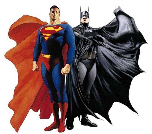 Alles van Batman & Superman