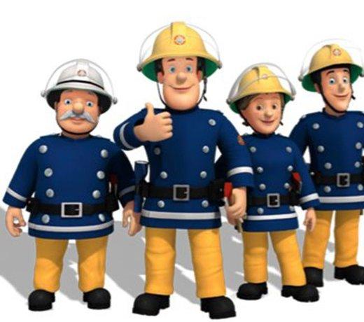 Alles van Brandweerman Sam