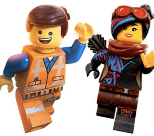Alles van Lego Movie