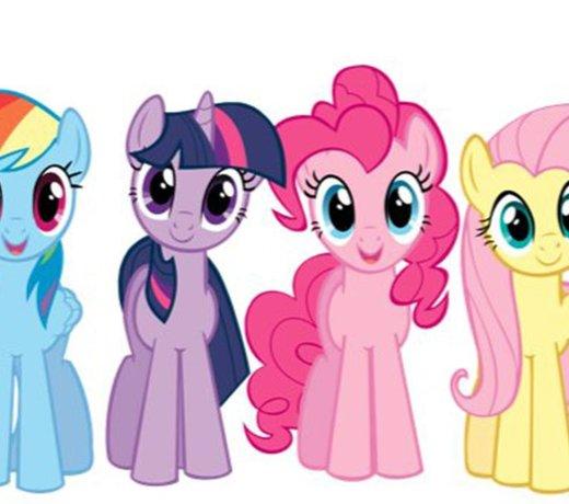 Alles van My Little Pony