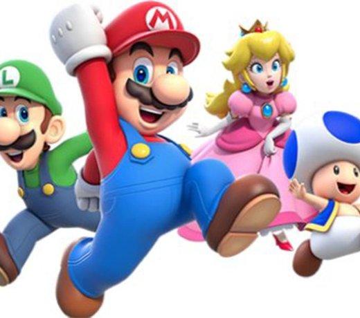 Alles van Super Mario Bros en Sonic the Hedgehog