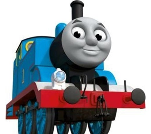 Alles van Thomas de Trein