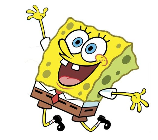 Alles van Spongebob