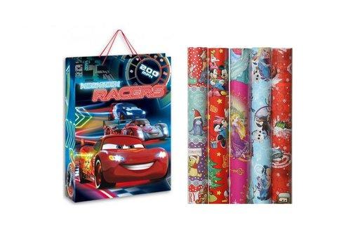 Inpakpapier & cadeautassen