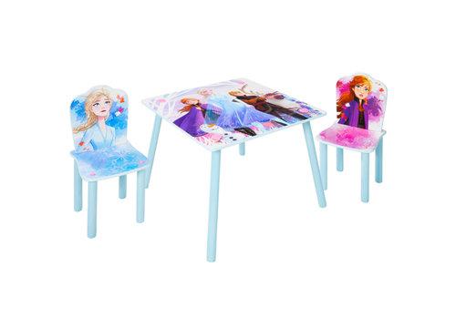 Tafel met stoeltjes