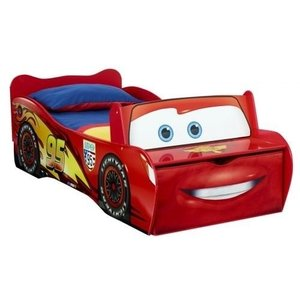 Cars Disney Cars McQueen Autobed - Worlds Apart