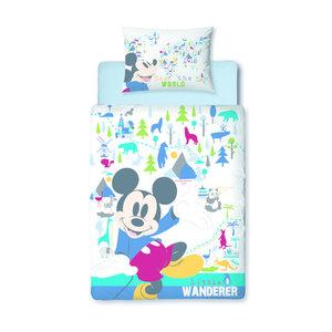 Mickey Mouse Mickey Mouse Peuter Dekbedovertrek 120 x 150 cm