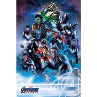 Avengers Endgame - Maxi Poster