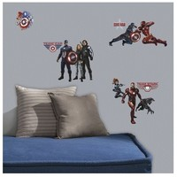 Avengers Muurstickers Civil War - RoomMates
