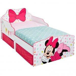 Minnie Mouse Minnie Mouse Bed met Laden - WorldsApart
