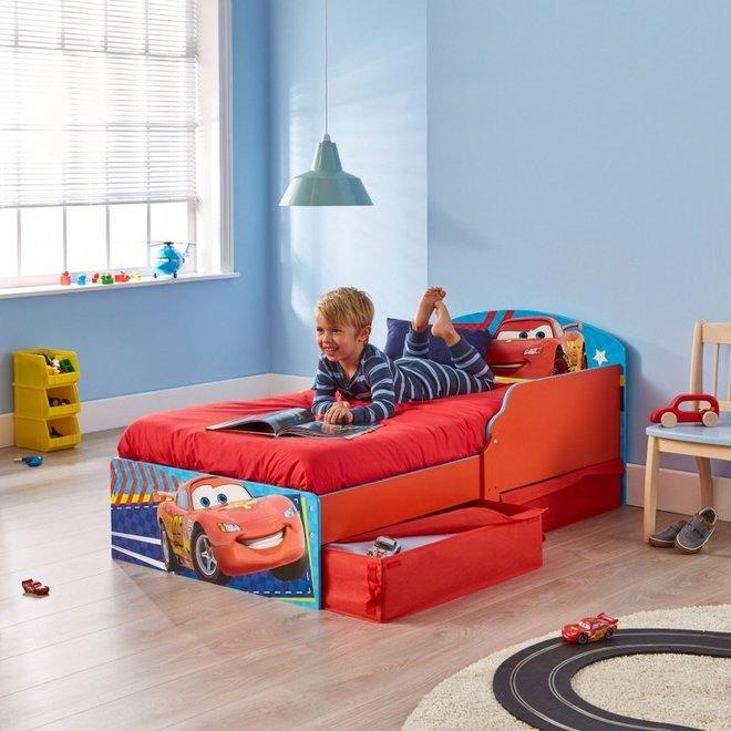 Disney Cars Bed met Laden - Worlds Apart