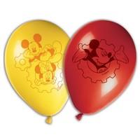 8 Mickey Mouse Ballonnen