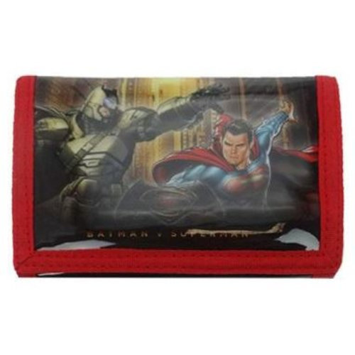 Batman & Superman Batman vs Superman Portemonnee