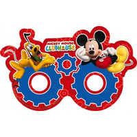 6 Mickey Mouse Maskers - Disney