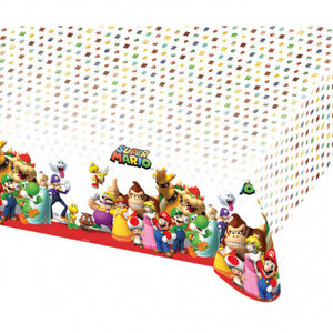 Super Mario Bros Super Mario Bros Tafelkleed