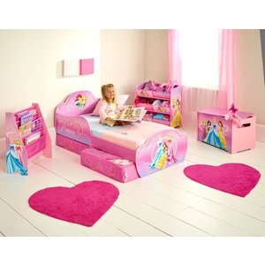 Disney Princess Disney Princess Kinderkamer - 4 delig - WorldsApart