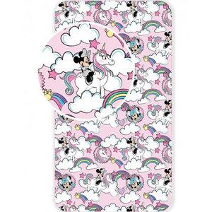 Minnie Mouse Minnie Mouse / Unicorn Hoeslaken 90x200 cm