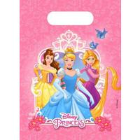 Disney Princess Uitdeelzakjes - 6 stuks
