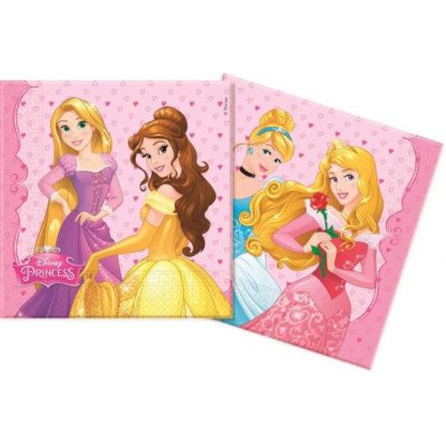 Disney Princess Disney Princess Servetten - 20 stuks