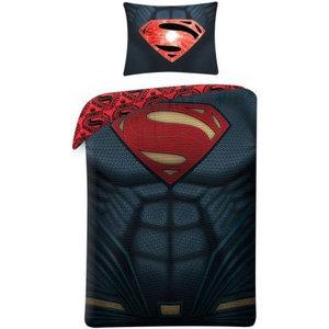 Batman & Superman Superman Dekbedovertrek 140 x 200 cm