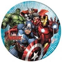 8 Avengers Bordjes - 23 cm