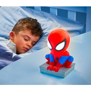Spiderman Spiderman GoGlow Buddy Nachtlampje / Zaklamp
