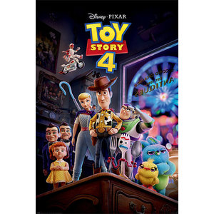Toy Story Toy Story 4 - Maxi Poster