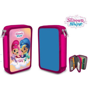 Shimmer and Shine Shimmer en Shine Gevulde Etui - 2 laags