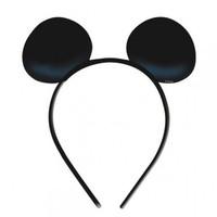 4 Mickey Mouse Oren Tiara's - Disney