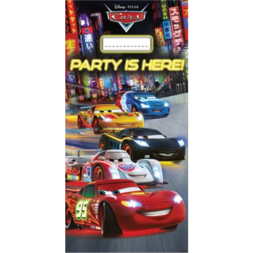 Cars Disney Cars Deurbanner