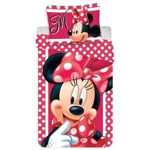 Minnie Mouse Minnie Mouse Dekbedovertrek 140 x 200 cm